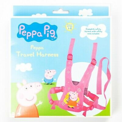 £10.49 • Buy Peppa Pig - Peppa Travel Safety Harness, Childrens Character Adjustable Reins