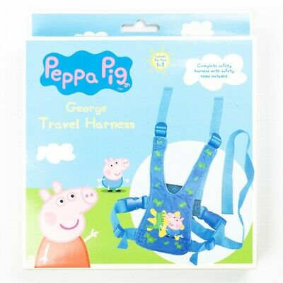 £10.49 • Buy Peppa Pig - George Travel Safety Harness,  Childrens Character Adjustable Reins