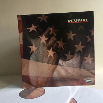 Eminem ‎– Revival  2 × Vinyl, LP, Album Hip Hop 2018 Album  • 2.99£