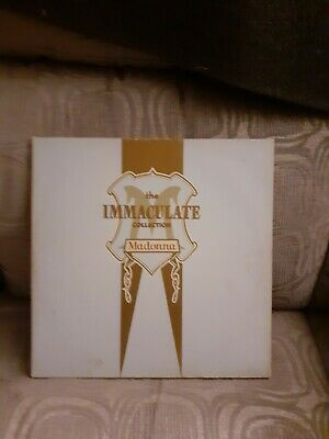 MADONNA - The Immaculate Collection. 12 Inch Vinyl Record. 1985 • 5£