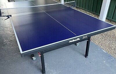 AU386 • Buy XU SHAO FA 19mm Table Tennis Table Ping Pong Table - ITTF APPROVED MANUFACTURER