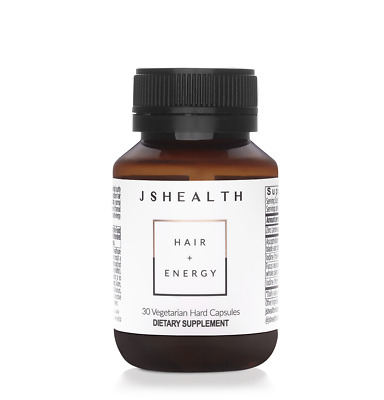 AU29 • Buy JS HEALTH HAIR & ENERGY 30 Capsules - IMPROVE YOUR HAIR & IMPROVE YOUR ENERGY