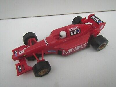 Hornby Hobbies Ltd F1 Red Scalextric Car • 5.99£
