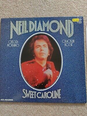 Neil Diamond, Sweet Caroline - Rock, Pop Vinyl LP Record (MFP 50449) • 2.15£