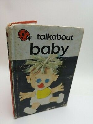 Vintage Ladybird Book Talk About Baby  • 3.99£