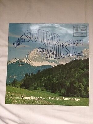 The Sound Of Music 1966 Vinyl • 4.90£