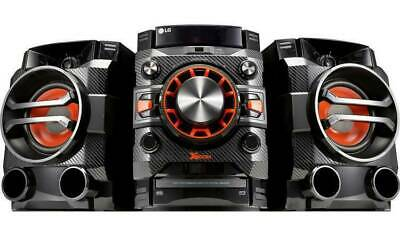 Hi Fi Home Stereo Bluetooth Entertainment System Speakers & Subwoofer Music LG • 150.99£