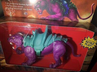 $50 • Buy Masters Of The Universe Origins Panthor Savage Cat New Unopened! In Hand!