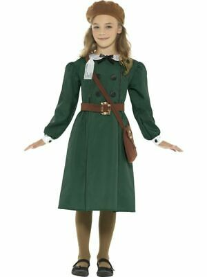 WW2 Evacuee Girl Costume • 13£