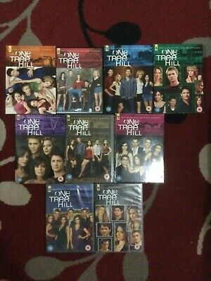 One Tree Hill Complete Collection: Series / Seasons 1 - 9 (UK Region 2 Boxsets) • 31.99£