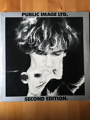 Public Image Ltd - Second Edition Double Vinyl 1979 1st Press Ex/Ex • 40£