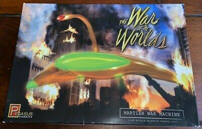 PEGASUS Hobbies War Of The Worlds 1/48 Martian War Machine Kit PGH9001 BOXED • 30£