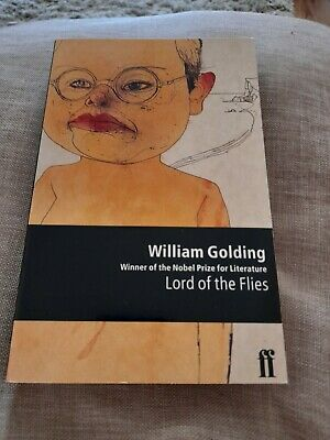 Lord Of The Flies By William Golding (Paperback, 1997) • 3.50£