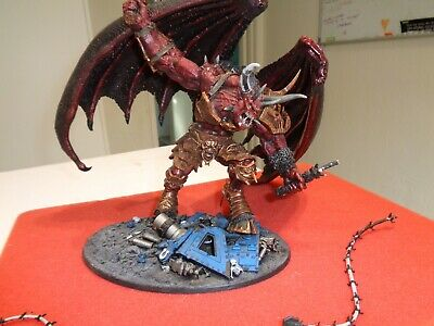 AU350 • Buy Warhammer 40k Forgeworld Bloodthirster Greater Daemon Of Khorne 30k Fantasy Aos