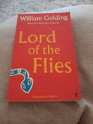 Lord Of The Flies Paperback William Golding Educational Edition  • 2.75£