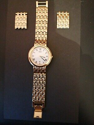 Seiko Gold Plated Ladies Watch With Date • 20£