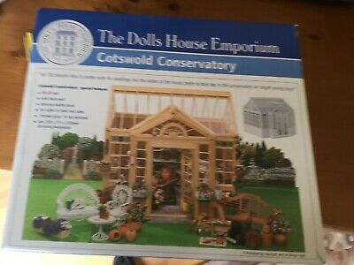 Dolls House Emporium Cotswold Conservatory Kit • 66£