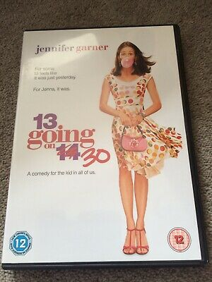 13 Going On 30 Dvd • 1£