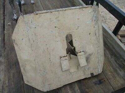 $499 • Buy Used ACAV Weapon Shield From A M113 APC, Good Cond. B