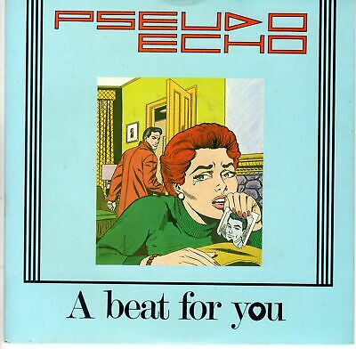 "AU7.95 • Buy 7"" Vinyl - Pseudo Echo - A Beat For You"