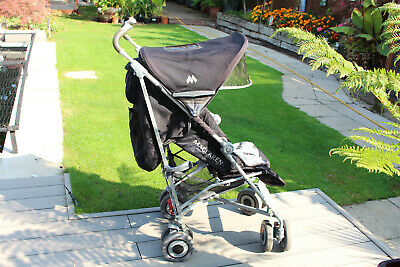 Maclaren Techno Xlr / Stroller With Accessories, Used • 24.99£