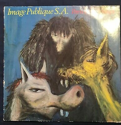 Public Image Ltd - Live In Paris- Vinyl Album • 3£