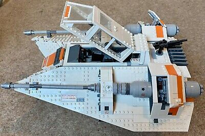 Lego Star Wars Snowspeeder (75144) USED - 100% COMPLETE + NEW STICKERS • 99.99£