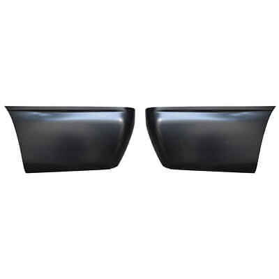 $224 • Buy Rear Lower Quarter Panel Sec. W/o Side Body Cladding 03-06 Chevy Avalanche PAIR