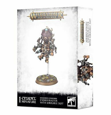 AU38.61 • Buy Kharadron Overlords - Endrinmaster With Dirigible Suit
