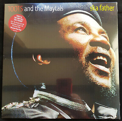 Toots And The Maytals SKA FATHER 180 G Red Vinyl Burning Sounds New • 10.99£