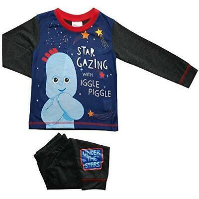 New ITNG Boys Pyjamas Iggle Piggle - 18Mnths To 5Yrs - Free 1st Class Postage • 7.95£