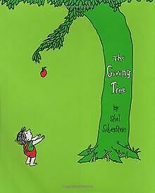 The Giving Tree By Silverstein, Shel   Book   Condition Acceptable • 9.28£