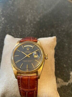 $ CDN6607.12 • Buy Vintage Rolex Day-Date President 6611 - 18k Gold - Automatic - Mint & Serviced