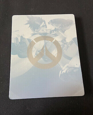 AU19.95 • Buy Overwatch Steelbook G2 PS4/XBOX ONE *COLLECTORS EDITION*