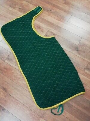 £50 • Buy Aerborne Thermatex Style 5'0 Wrap Around Exercise Rug Sheet Green Yellow (used)