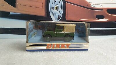 Dinky / Matchbox - Land Rover Swb Canvass Back  - 1/43. Scale Model Car - Dy-9 • 12.99£