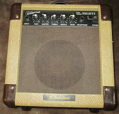 $ CDN72.54 • Buy Vintage Silvertone Tweed Smart 2 Amp Amplifier