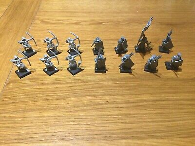 Warhammer Fantasy Bretonnian Men At Arms & Peasant Archers,GW AoS Free People's • 14.99£