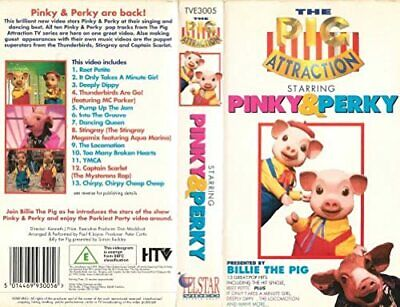 Pinky And Perky: The Pig Attraction [VHS] [1957] • 52.56£