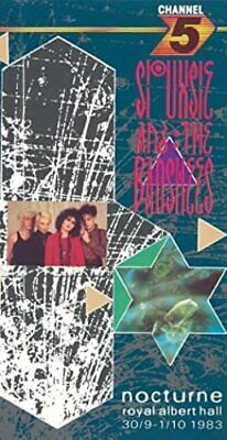 Siouxsie And The Banshees: Nocturne [VHS] • 47.98£