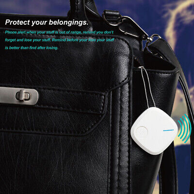 Key Finder Bluetooth Anti-lost Locator Tracker Device For Wallet Luggage Bag • 7.53£