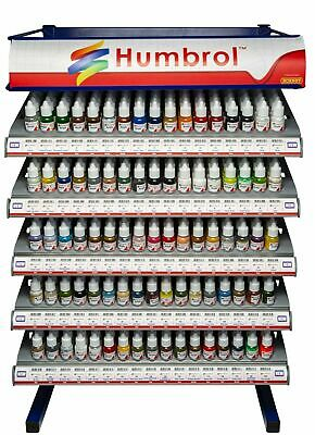 £2.99 • Buy Humbrol 14ml Dropper Bottle Acrylic Paints Choice Of Colours - 81 To Choose From