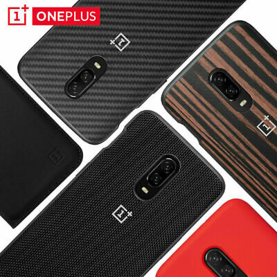 AU36.10 • Buy Official OnePlus 3 3T 5 5T 6 6T Protective Bumper Case Flip Cover For OnePlus