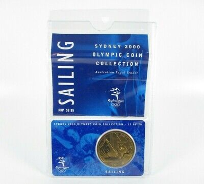 £6.99 • Buy 2000 Sydney Olympic Games Sailing $5 Coin Collection 17 Of 28 In Original Pack