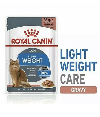 £13.99 • Buy Royal Canin Light Weight Care Gravy 12x85g Pouches FREE POSTAGE