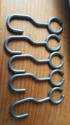 NEW GENUINE IKEA DUKTIG REPLACEMENT HOOKS X 5 CHILDS PLAY KITCHEN • 11.99£