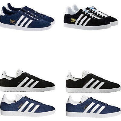 £45.99 • Buy Adidas Originals Gazelle Mens Trainers Lace Up Casual Shoes Size  8 9 10