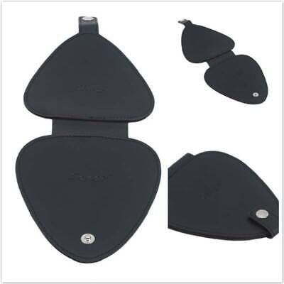 $ CDN6.25 • Buy Large Capacity Guitar Pick Holder Case Pouch Can Hold 20pcs Celluloid Picks CS