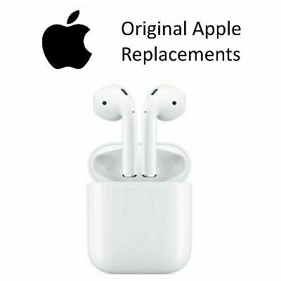 $ CDN54.98 • Buy Original Apple AirPods 2nd Generation AirPods - Select Left, Right Or Both