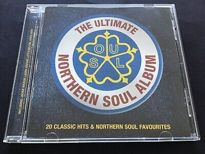 The Ultimate Northern Soul Album. Northern Classics Immaculate 20 Tracks Cd.  • 2£